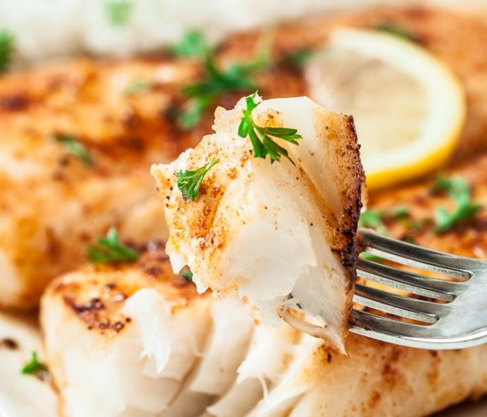Easy Lemon Butter Fish in 20 Minutes